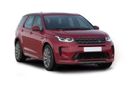 Lease Land Rover Discovery Sport car leasing