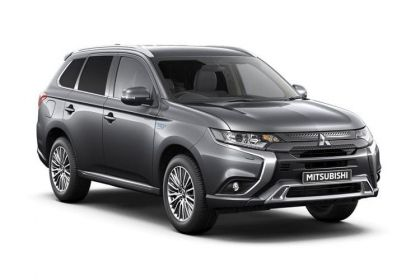 Lease Mitsubishi Outlander van leasing