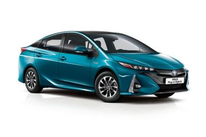 Lease Toyota Prius car leasing