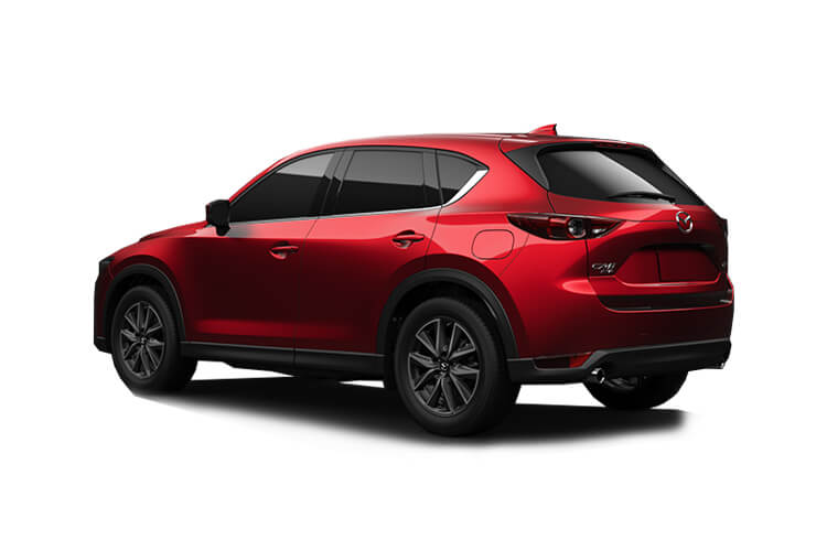 Mazda CX-5 SUV 2.2 SKYACTIV-D 150PS Sport Nav+ 5Dr Manual [Start Stop] back view