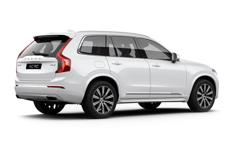 Volvo XC90 SUV 2.0 B6 MHEV 300PS Inscription 5Dr Auto [Start Stop] back view
