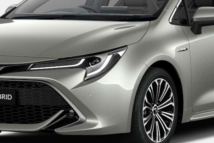Toyota Corolla Touring Sports 2.0 VVT-h 184PS Trek 5Dr CVT [Start Stop] detail view
