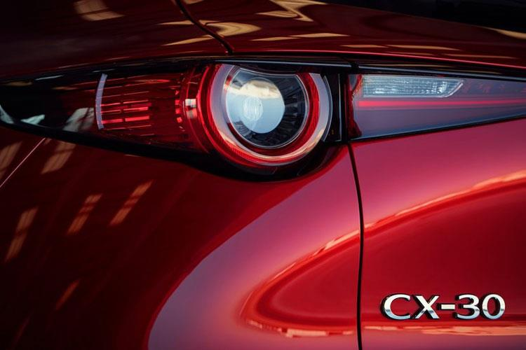 Mazda CX-30 SUV 2.0 SKYACTIV-X MHEV 180PS 100th Anniversary Edition 5Dr Manual [Start Stop] detail view