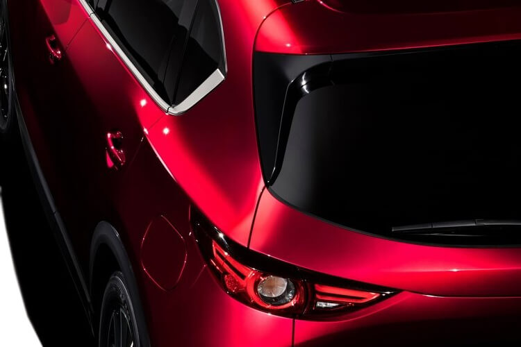 Mazda CX-5 SUV 2.0 SKYACTIV-G 165PS Kuro Edition 5Dr Manual [Start Stop] detail view