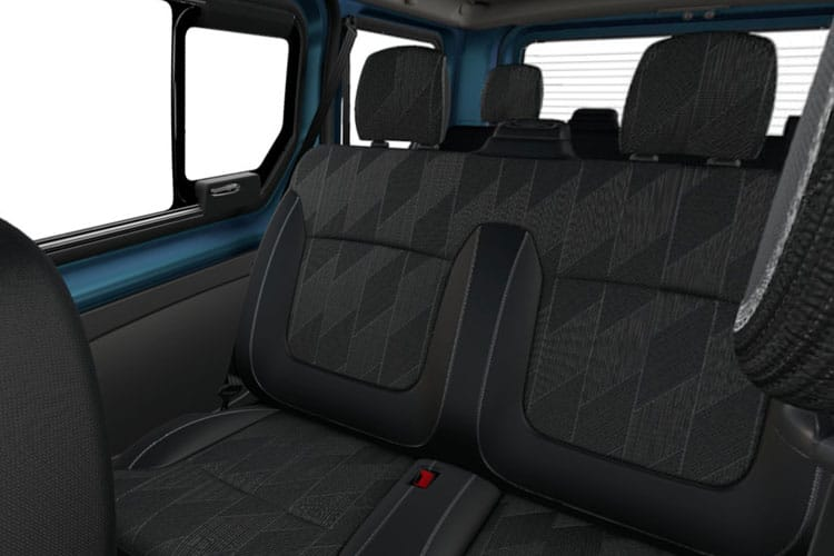 Renault Trafic 28 SWB MiniBus M1 2.0 dCi FWD 145PS Business Minibus Manual [Start Stop] [9Seat] detail view