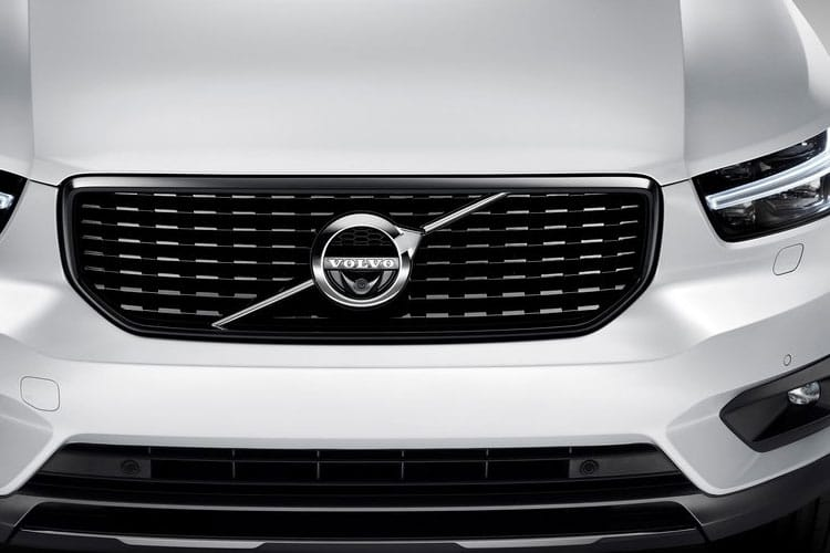 Volvo XC40 SUV AWD 2.0 B5 MHEV 250PS Inscription Pro 5Dr Auto [Start Stop] detail view
