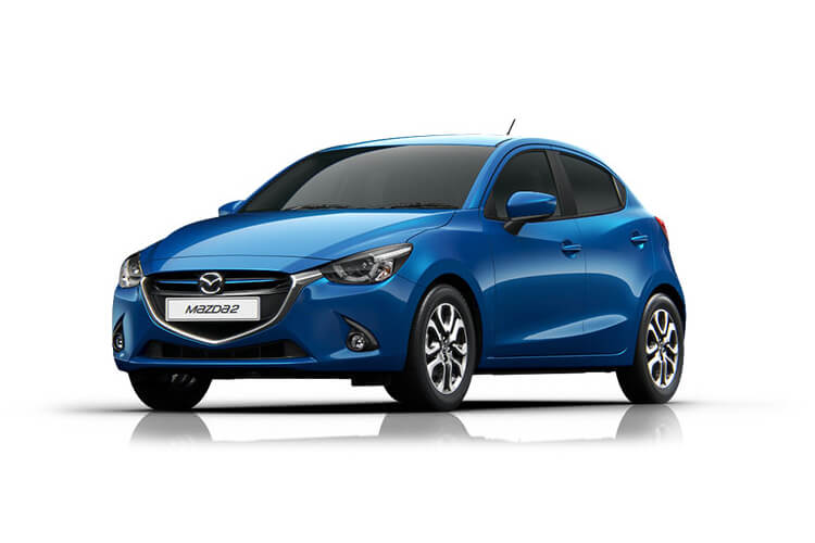Mazda Mazda2 Hatch 5Dr 1.5 SKYACTIV-G MHEV 90PS GT Sport Nav 5Dr Manual [Start Stop] front view
