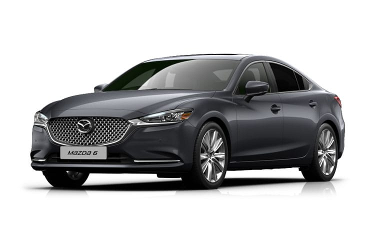Mazda Mazda6 Saloon 2.5 SKYACTIV-G 194PS 100th Anniversary Edition 4Dr Auto [Start Stop] front view