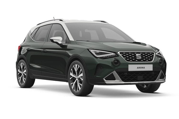 SEAT Arona SUV 1.0 TSI 110PS SE 5Dr DSG [Start Stop] front view