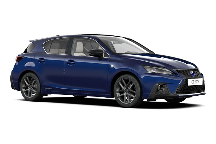 Lexus CT 200h Hatch 5Dr 1.8 h 136PS F-Sport 5Dr E-CVT [Start Stop] [Convenience Tech Lthr] front view