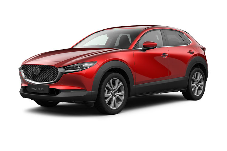 Mazda CX-30 SUV 2.0 SKYACTIV-X MHEV 180PS 100th Anniversary Edition 5Dr Manual [Start Stop] front view
