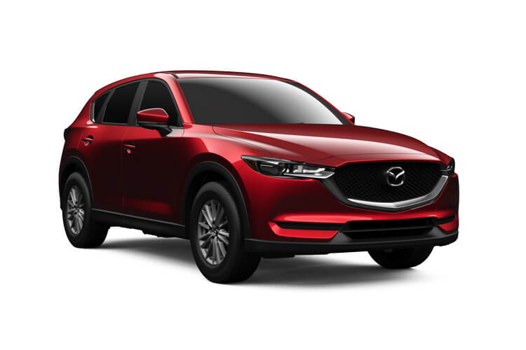 Mazda CX-5 SUV 2.2 SKYACTIV-D 150PS Sport Nav+ 5Dr Manual [Start Stop] front view