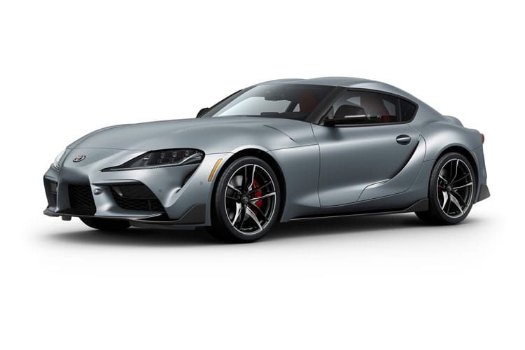 Toyota GR Supra Coupe 2Dr 2.0 T 258PS Pro 3Dr Auto [Start Stop] front view