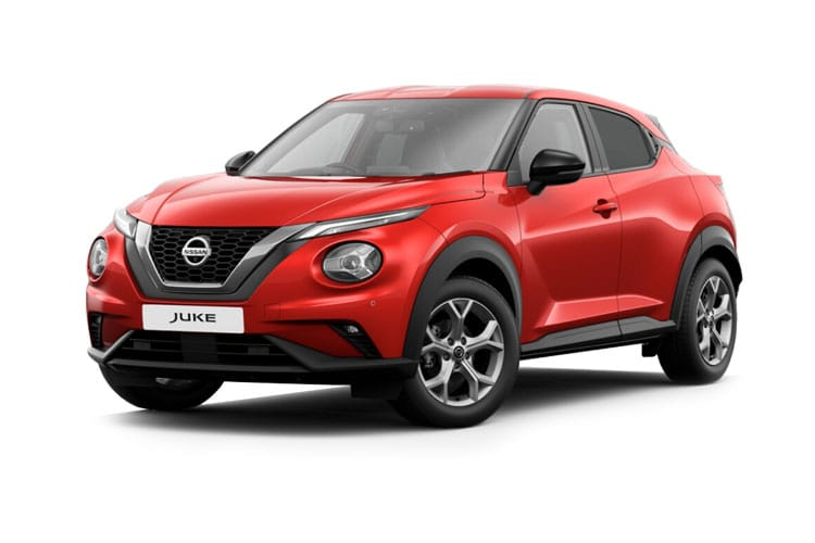 Nissan Juke SUV 1.0 DIG-T 117PS Acenta 5Dr Manual [Start Stop] front view
