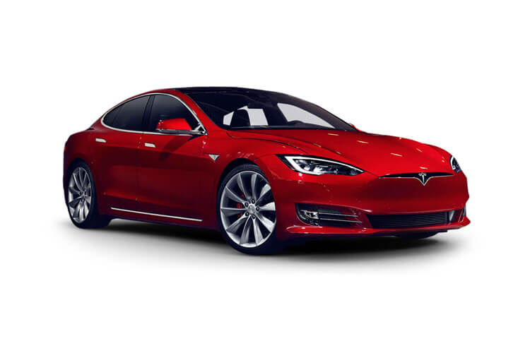 Tesla Model S 5Dr Dual Motor Elec 311KW 417PS Long Range 5Dr Auto front view