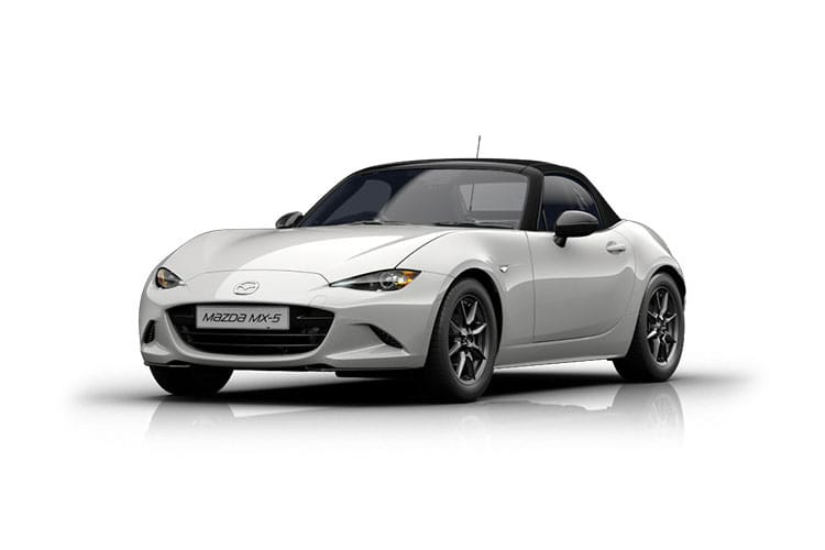 Mazda MX-5 Convertible 1.5 SKYACTIV-G 132PS Sport 2Dr Manual [Start Stop] front view