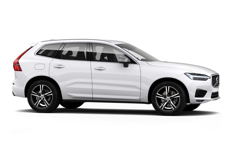 Volvo XC60 SUV AWD 2.0 B6 MHEV 300PS R DESIGN Pro 5Dr Auto [Start Stop] front view