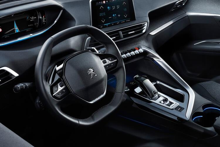 Peugeot 3008 SUV 1.2 PureTech 130PS Allure 5Dr Manual [Start Stop] inside view
