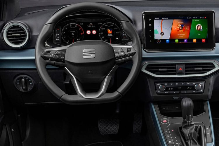 SEAT Arona SUV 1.0 TSI 110PS SE 5Dr DSG [Start Stop] inside view