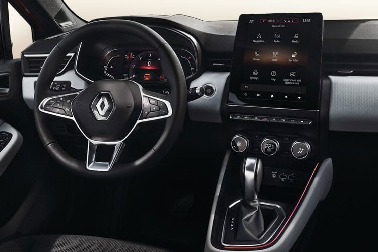 Renault Clio Hatch 5Dr 1.3 TCe 130PS RS Line 5Dr EDC [Start Stop] [Bose] inside view