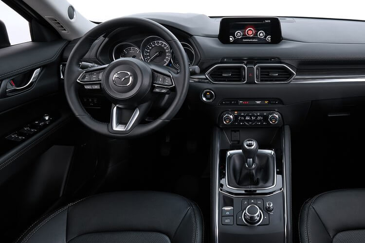 Mazda CX-5 SUV 2.0 SKYACTIV-G 165PS Kuro Edition 5Dr Manual [Start Stop] inside view