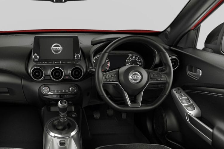 Nissan Juke SUV 1.0 DIG-T 117PS Acenta 5Dr Manual [Start Stop] inside view