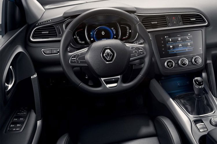 Renault KADJAR SUV 2wd 1.3 TCe 140PS GT Line 5Dr Manual [Start Stop] inside view