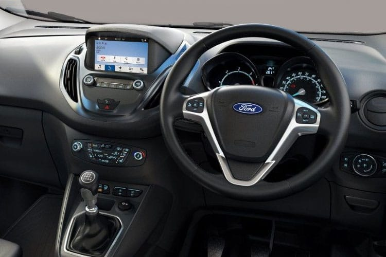 Ford Transit Courier N1 1.0 EcoBoost FWD 100PS Limited Van Manual [Start Stop] inside view