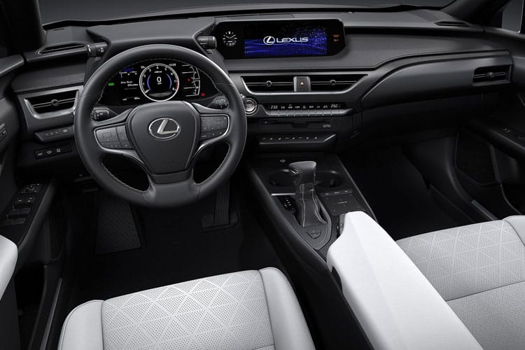 Lexus UX 250h SUV 2.0 h 184PS UX 5Dr E-CVT [Start Stop] [Prem Plus Tech Sound SRoof] inside view