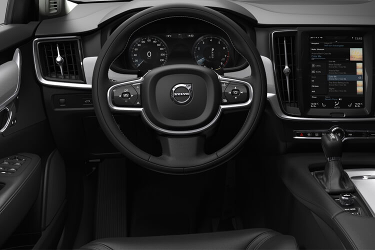 Volvo V90 Cross Country AWD 2.0 B5 MHEV 235PS  5Dr Auto [Start Stop] inside view