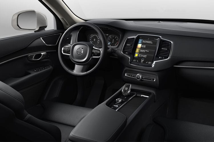 Volvo XC90 SUV 2.0 B6 MHEV 300PS Inscription 5Dr Auto [Start Stop] inside view