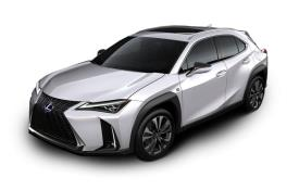 Lexus UX SUV car leasing